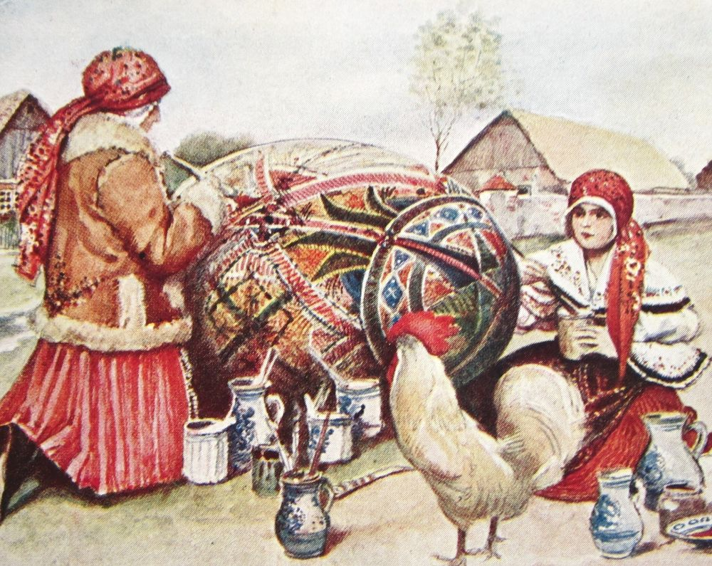Celebrate Spring! The Ancient Magical Language of Eggs